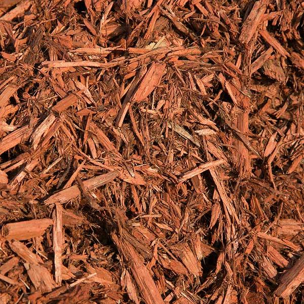 Terra Vista Landscape - Enhanced Red Cedar Mulch